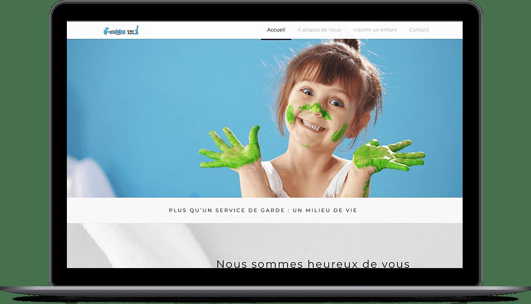 Site Web pour un CPE montréalais