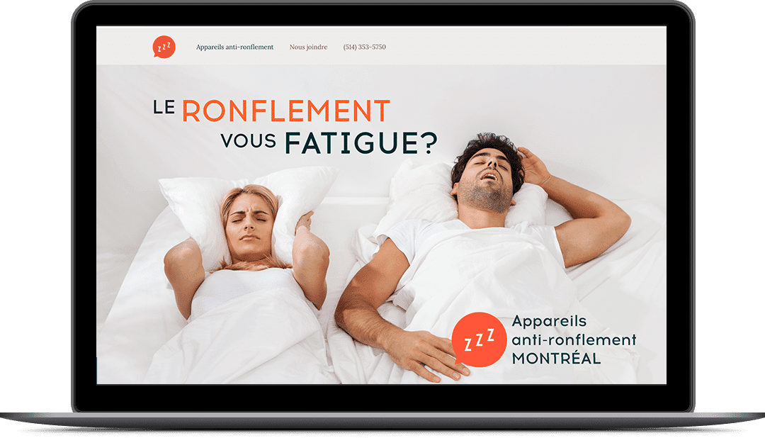 Création de site Web pour une clinique médicale