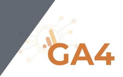 GA4 : la nouvelle version de Google Analytics. Quand l'intelligence artificielle se met au service de l'intuition et des résultats