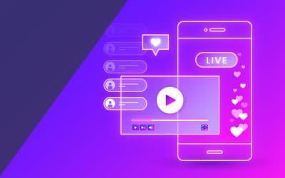 Le Facebook Live comme outil de croissance et l'art d'en faire une utilisation judicieuse