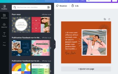 Les avantages d'utiliser Canva et Canva Pro pour vos contenus visuels